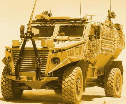 PRF Defence and Ballistics